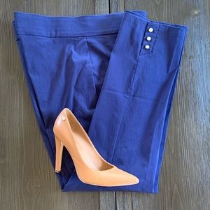 ❤️🙌🏼Worn once!  Liz Claiborne ankle trousers